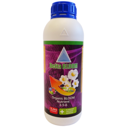ORGANIC DELTA BLOOM 1 L DELTA NUTRIENTS