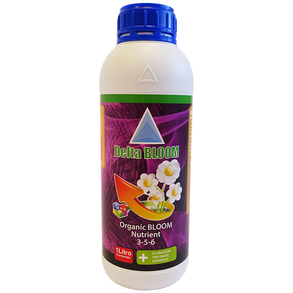 ORGANIC DELTA BLOOM 20 L DELTA NUTRIENTS
