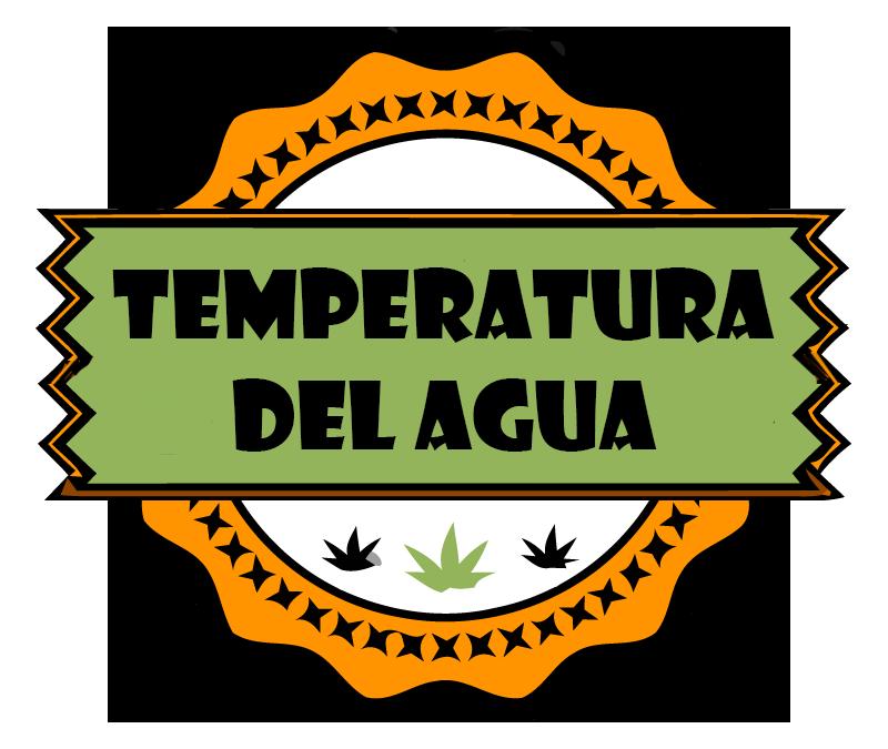 TEMPERATURA DEL AGUA | www.merkagrow.com