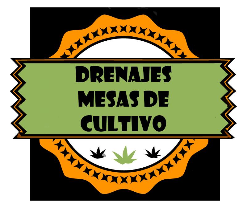DRENAJES MESAS DE CULTIVO | www.merkagrow.com
