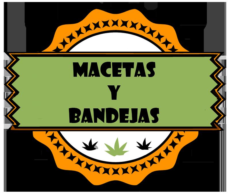 Macetas y Bandejas | www.merkagrow.com